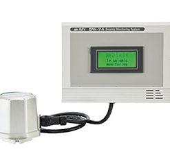 Sistem de monitorizare seismica cu afisaj SW-74
