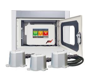 Sistem de monitorizare seismica cu afisaj