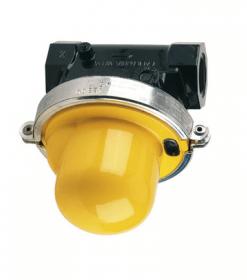 Certificated CE seismic valves